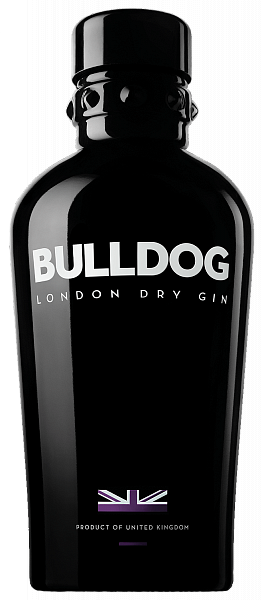 Bulldog London Dry Gin,  0.7л